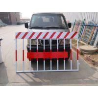 京式围栏 马路M型护栏 锌钢交通护栏 道路隔离栏