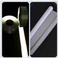 高亮化纤反光带 亮银TC反光布 夜间交通警示条 服装箱包专用反光材料