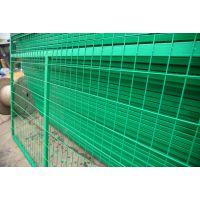 玉林铁路安全防护网@鸿德波浪形护栏网@玉林铁丝基坑围挡护栏