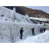 进口造雪机性能 诺泰克滑雪场造雪机报价