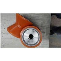浇注聚氨酯件 各种金属件包胶 铝芯包胶 非标件定制