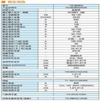 Panasonic 松下YD-600KH2气保焊机点焊焊接用途