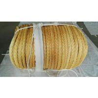 供应超高分子量聚乙烯十二股绳