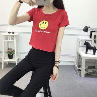 工厂直销保证质量货源广州3元农村赶集女装打底衫批发