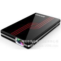 新款高清微型家用迷你投影仪 三星HTC苹果手机投影机批发