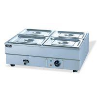 欧特OT-4B台式四盘电热汤池 麻辣烫水煮汤池 休闲食品加工设备