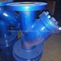 150lb cast steel y type strainer