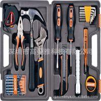 供应品牌五金园林组合工具(礼品型工具套装)团购五金组合工具