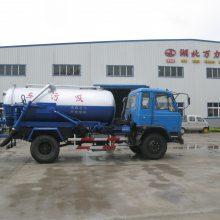中国真空吸污车品牌厂家型号排名