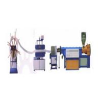 塑料软管挤出机 pvc软管生产设备 PVC透明软管生产线 塑料管挤出生产设备厂家