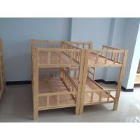 厂家直销阿坝大林宝宝幼儿园床简易幼儿园午休床上下床