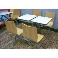 热销新款可以定制的麦当劳餐桌椅剑桥体育供应