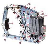 意大利GALVI ENGINEERING制动器,高威盘式制动器中国代理