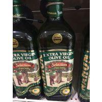 青岛进口橄榄油清关费用有哪些/进口食品流程
