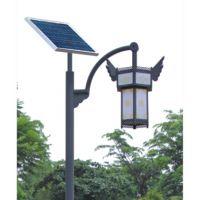 厂家直销节能环保Led太阳能庭院灯质量保证出货快