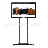65落地式广告机规格|65寸立柱式苹果网络版广告机