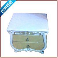 厂家销售 特价欧式实木床头柜 酒店欧式床头柜 简欧式床头抽屉柜