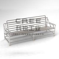 【厂家直销】科锐不锈钢沙发 优质精品 专业制作 科锐工艺