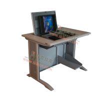 托克拉克品牌 TKLK-01海口简约学校机房电脑桌 定做批发