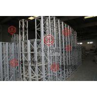 桁架舞台 铝合金桁架 挂灯架 演出灯光架 庆典架子
