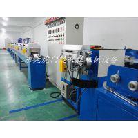 江苏硅胶管挤出机 硅胶制管机生产线