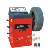 厂家直销珠海诗琴轮胎平衡机 优耐特轮胎广州中山高端平衡机96蓝色
