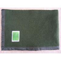 厂家直销正品军绿色毛毯