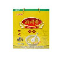 山西特产有机食品五谷杂粮山谷黄优级沁县小米礼品盒2000g
