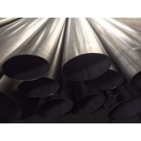 生产不锈钢大椭圆管 304不锈钢异型管(70*141)