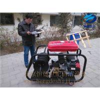 饭店高压水管道疏通机HD20/50 大流量疏通机 北京恒德世纪清洁