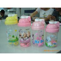 厂家直销儿童水壶,儿童有盖水瓶,儿童吸管水壶