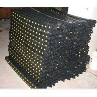 25*38机械新型能源塑料尼龙拖链厂家价格