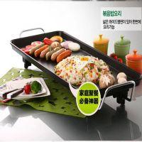 自助烧烤炉 韩式电烤炉 家用烧烤炉 自助铁板烧 不粘电烤盘BBQ