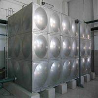 不锈钢组合水箱消防水池生活饮用蓄水池SUS304不锈钢水箱板生产厂