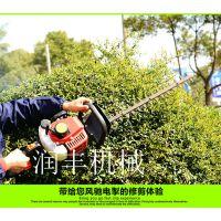 电动绿篱机价格 润丰 直流电动绿篱机