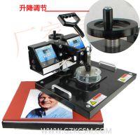 锎创数码出口烫印机 热转印烫印机 服装印花烫印机