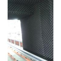 波峰棉、波浪海绵吸音、消音材料