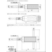 日本TOHNICHI东日预设定型扭力螺丝刀NTD120CN