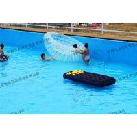 莎车县支架游泳池,河南沃金,大型支架游泳池价格