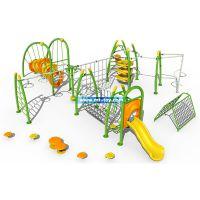 儿童体能拓展乐园、攀爬网探险项目、定制儿童攀爬网、牧童厂家直销