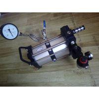 厂家直销菲恩特ZTV02空气增压泵 气体增压机 气动加压泵 大流量压缩机增压泵