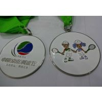 淮北订做金属奖牌工厂滁州高档体育竞赛奖牌制作单价
