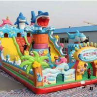 天蕊游乐充气大滑梯充气城堡大型充气玩具热销18638029832