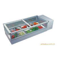 TSC10-W 台式冷藏式展示柜(保温展示柜陈列柜冷