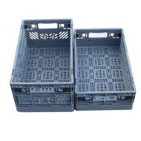 浙江SHG塑料箱 604015C1 可折叠周转箱