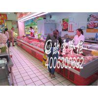 浦东菜场卖猪肉的用什么冰柜