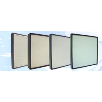 高效空气过滤器厂家,有隔板,无隔板,玻璃纤维滤料