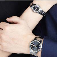 稳达时 情侣款经典 钨钢表 手表厂家 专业生产定做代工 物廉价美