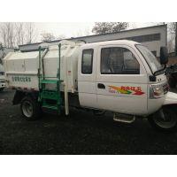 北京勾壁式垃圾车价格;垃圾箱多少钱;农村垃圾收集车价格
