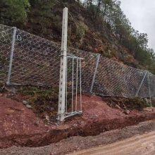 环形拦石网价格Ⅸ咨询电话:13131814441AXI-030被动防护环形网